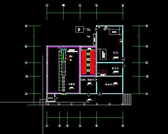 冷库设计前需要注意的三个问题-聚鑫宏业图片